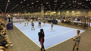 Academy 12E Bobcats (IN) defeats Dunes 12 Black (IN), 2-1