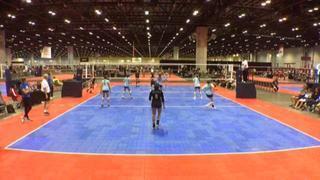 Lanikai Athletic Club 14 Bailey (HI) 3 Team Indiana Elite 144 (IN) 0