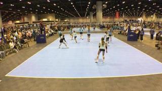 NO NAME 14 Doug (FL) defeats Team Indiana Elite 141 (IN), 2-0