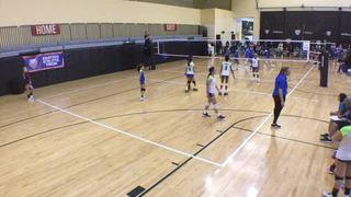 BPR 11 Under (PR) wins 2-0 over Borinquen Coqui Mildred (PR)