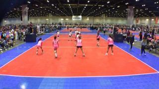 Team Indiana Elite 122 (IN) vs Miami Elite 12 Vicki (FL)