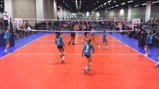 Seal Beach 14 - Blue 2 KSVB GIRL'S 14 0