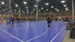 PA-Central PA Elite 16 Klotzbeecher-Thomas defeats VA-Synergy All Sports 16 Bryant, 65-29