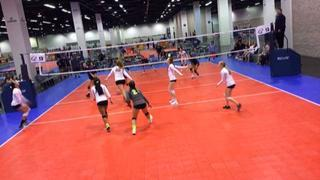 Things end all tied up between Absolute Zero U16 and Club H 16 - Elite