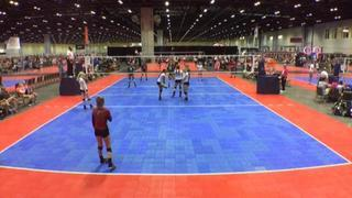 Ignite 16 Adidas (LA) wins 2-0 over Sky High Adidas 16 Blue (IL)