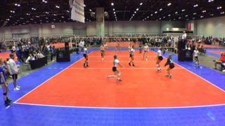 Ignite 16 Adidas (LA) 2 Oasis 16's National (CA) 0