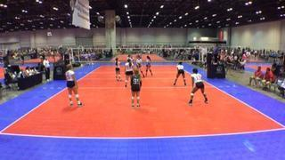 Ignite 16 Adidas (LA) victorious over A4 Volley 16 Black (CA), 1-0