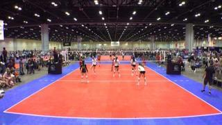 Things end all tied up between Ignite 16 Adidas (LA) and D1 Elite G16 Black (IL), 2-1