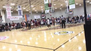 Philly Belles wins 60-57 over Drive Nation