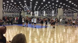 2020 Indiana Flight Storm steps up for 67-47 win over 2020 Lady Vikes