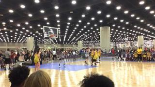 2020 Mavs Elite Deshazer emerges victorious in matchup against 2020 MD Lady Hoopmaster 11th Hardy, 43-42