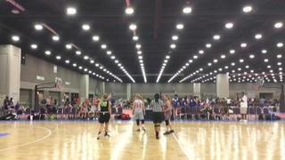 2021 Lady Prospects 16 U victorious over 2021 Kentucky Premier Spalding, 51-32