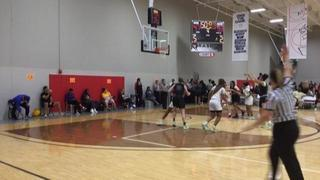 Michigan Crossover wins 59-52 over Drive Nation