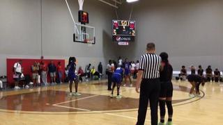 Drive Nation wins 69-49 over Cal Sparks