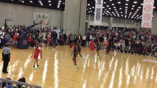 Cal Stars wins 63-51 over Team Takeover