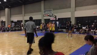 2020 MD Lady Hoopmaster 11th Hardy steps up for 61-53 win over 2020 CT Trotters