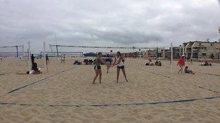 Tania Molinari / Gabrielle Melton picks up the 0-0 win against Hailey Lindsey / Karli Hill