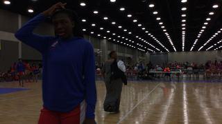 Alabama Heat Elite J. Ward vs Indy Magic Blanding