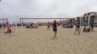 Avi Vetter / Aris Vetter getting it done in win over Kate Mclaughlin / Kelsie Roberts, 0-0