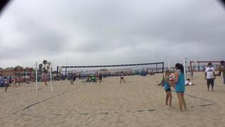 Elizabeth Williams / Berkeley Caswell emerges victorious in matchup against Aly Skagen / Taylor Showalter, 0-0