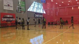 BIAH White 16U puts down Lady Sting with the 50-19 victory