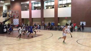 Team Durant victorious over South Carolina 76ers, 53-43