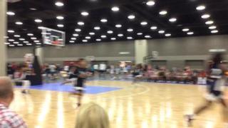 Alabama Heat Elite J. Ward steps up for 48-23 win over TN Flight 2022 Newman