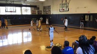 Team Durant defeats Oakland Soldiers, 55-46