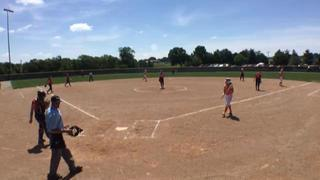 Things end all tied up between Originals-KC 18U and TGA Angels-Dial, 5-5