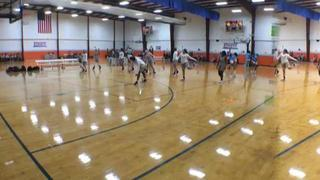 Carolina Waves vs Toledo Elite (Flight Black)