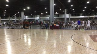 Atlanta Xpress (Hook) getting it done in win over Bigtyme Sports, 54-29