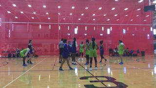 CyFair Premier National puts down CyFair Premier Blue with the 45-41 victory