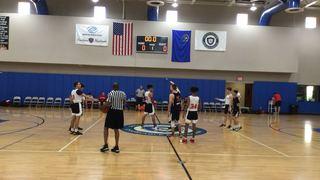 California Select Red 45 3D Basketball Elite - Canada 26