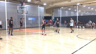 BNS U17 MacDonald defeats Longhorns Basketball Club (NH), 40-39