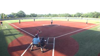 Demarini Aces Black  gets a goose egg from NE Elite 18U Glause in 8-0 shutout win