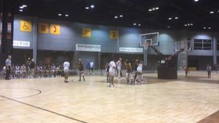 Fairfax Stars with a win over Drive Nation, 59-51