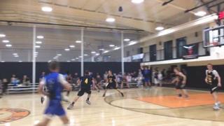 Blueprint Basketball picks up the 57-52 win against Bay State Jaguars