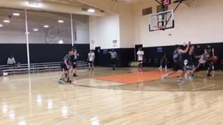 Connecticut Elite's Diamond Basketball Club 75 EVOelite 2020 73
