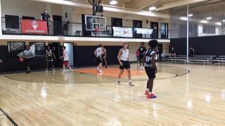 Central MA Swarm 56 Longhorns Basketball Club (NH) 55