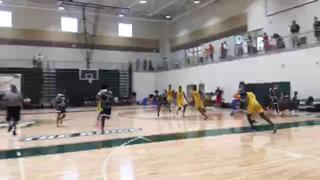 Greensboro Warriors getting it done in win over Upward Stars Columbia 17U Joye, 52-33