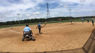 Delaware Express emerges victorious in matchup against Firecrackers Pa Stoner, 2-1