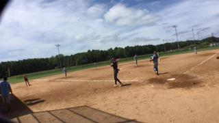 VA Legends - Pence gets a goose egg from MD Patriots in 8-0 shutout win