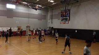 Rock Hill Ballers 45 Pro Skills - Winston Salem - Charles 40