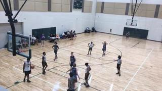 Cobras 2021 puts down Carolina Riptide 2021 with the 89-62 victory