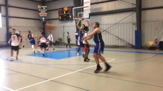 Nova Scotia Basketball steps up for 68-32 win over ASA Hoops - Markus