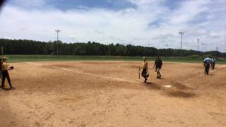 It's a wash between Sting 16U Premier and Finch's Aces-Corbett