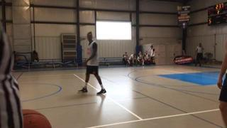Stride Your Passion emerges victorious in matchup against Team Saints ASG, 70-50