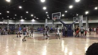 Jacksonville Warriors defeats Carolina Pressure 15U, 59-50