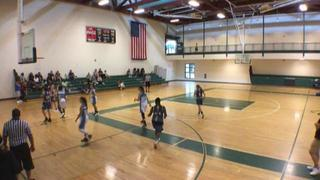 NY-NYC Lady Bulldogs 16 puts down NJ Panthers15 Green with the 67-39 victory