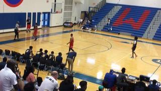 Team CP3 puts down MEBO TEAM HOOD with the 76-71 victory